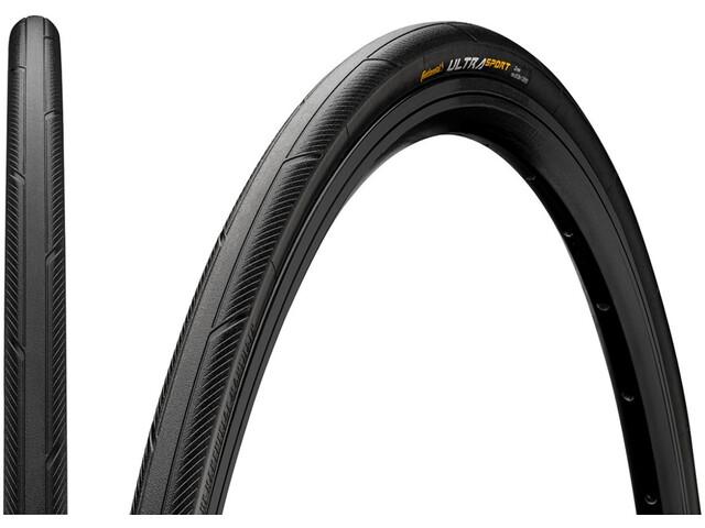 Continental Ultra Sport III Performance Vouwband 700x23C, black/black